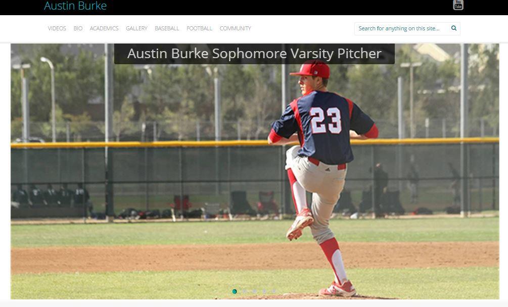 Austin Burke Baseball