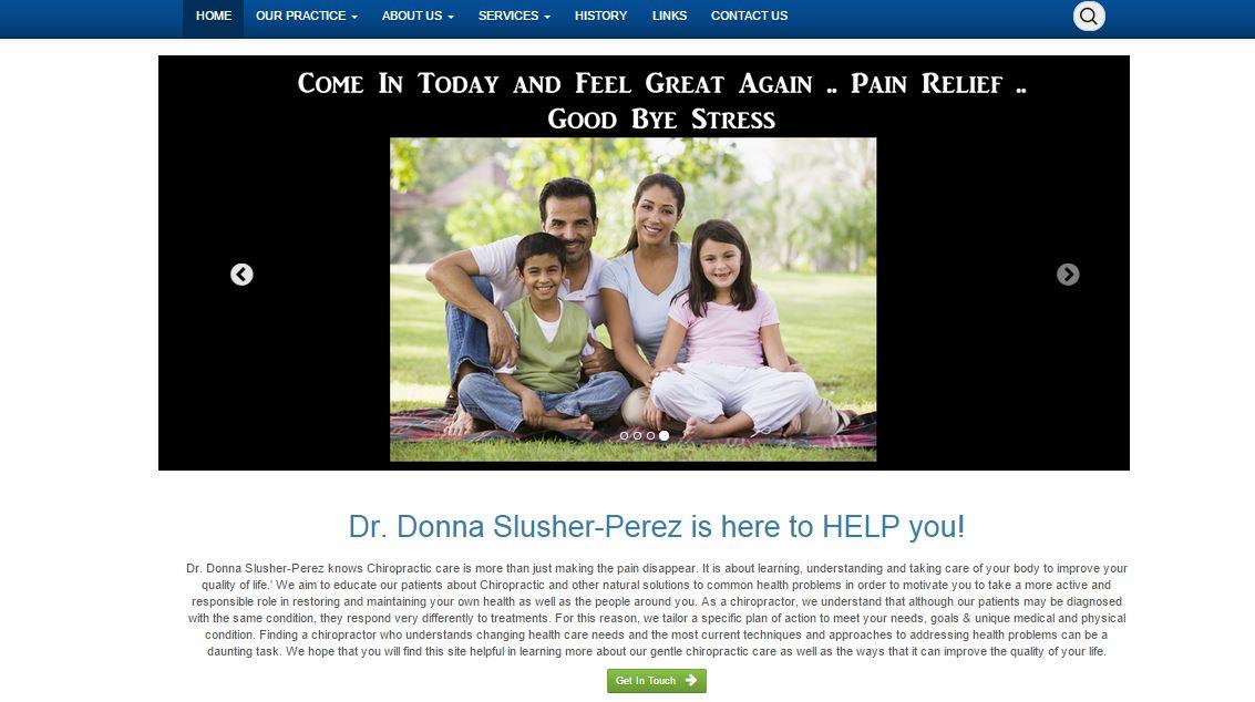 Dr. Donna Slusher