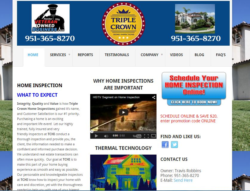 Triple Crown Home Inspection